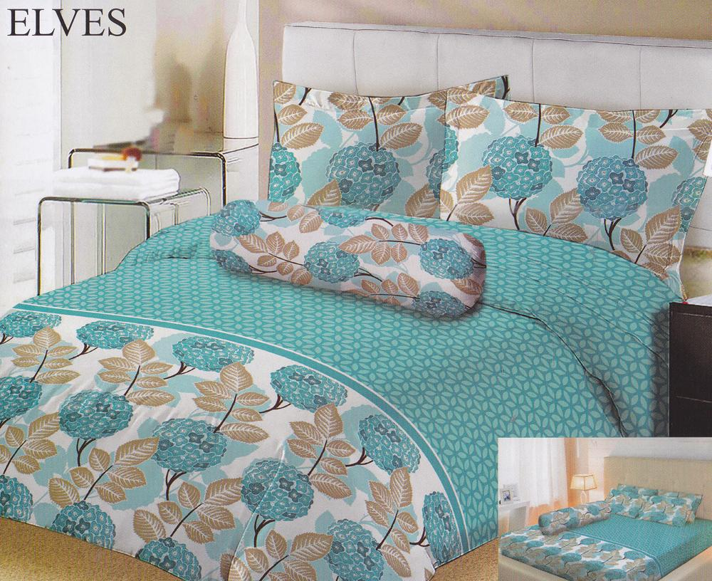 Internal Vallery Elves Sprei 180x200x30cm