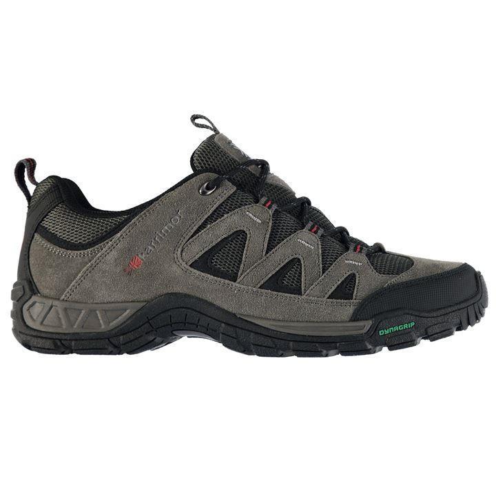 Sepatu Gunung Karrimor Summit 00 Beige, Sepatu Hiking Pria
