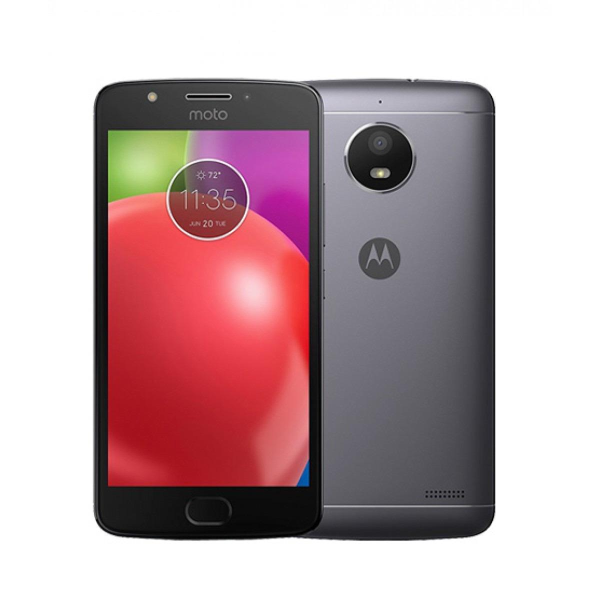 Motorola Moto E4 - 2/16 GB - Dual SIM - 4G LTE - Grey