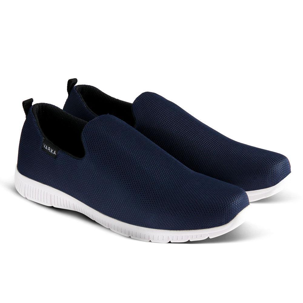 Sepatu SlipOn 027 Sepatu Sneakers Kasual Pria bisa untuk jalan santai  sekolah kuliah kerja 4f12a1a488