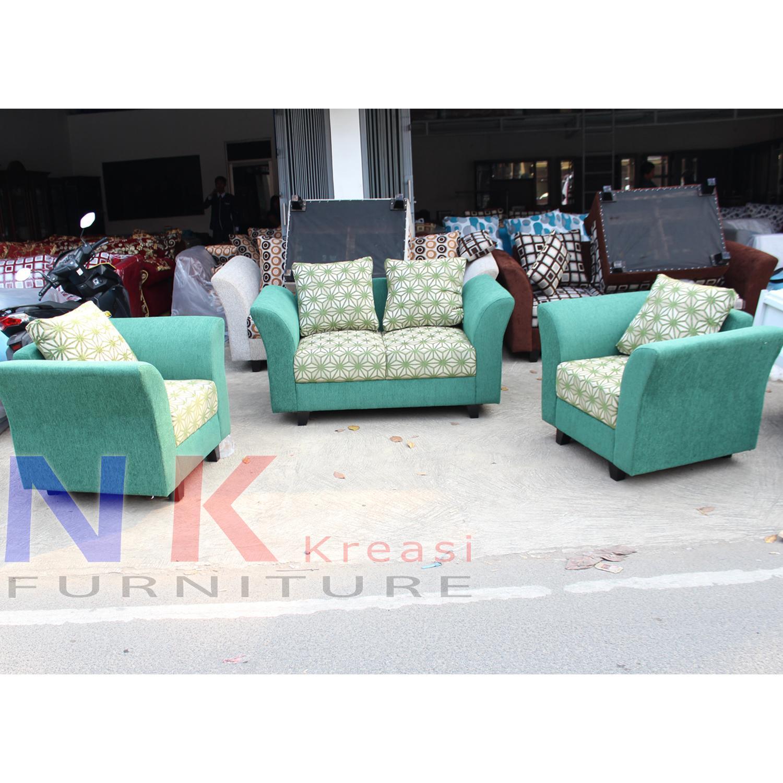 Sofa kursi Ruang Tamu Minimalis 211, sofa kantor mewah + MEJA TAMU - JABODETABEK ONLY