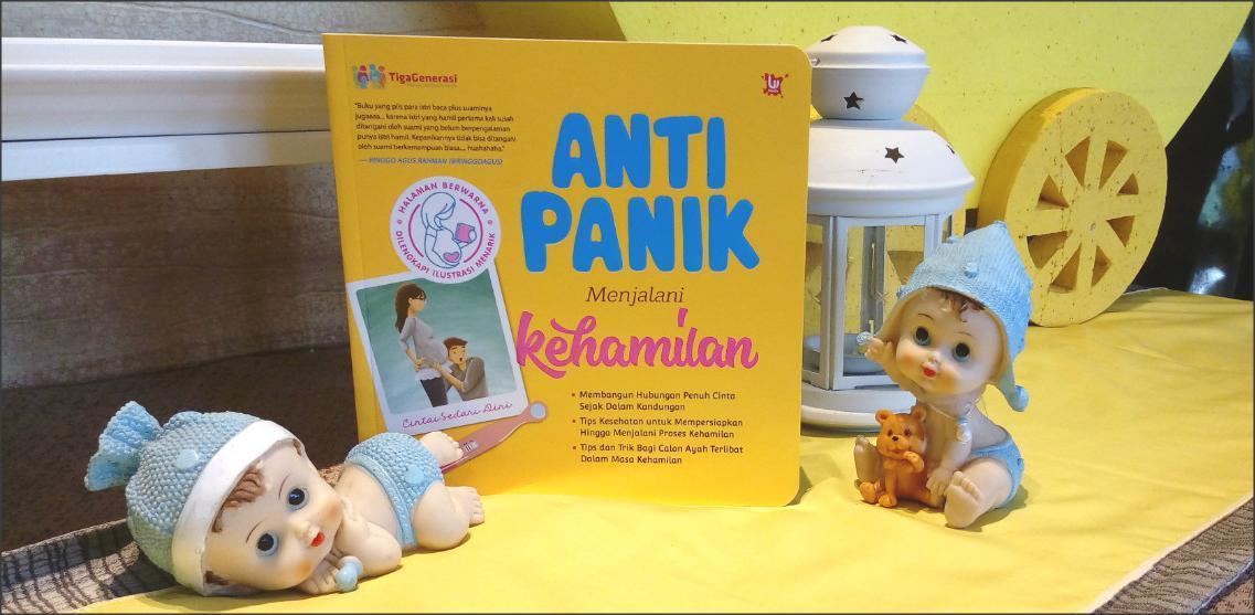 Anti Panik Menjalani Kehamilan By Sebelah_toko.