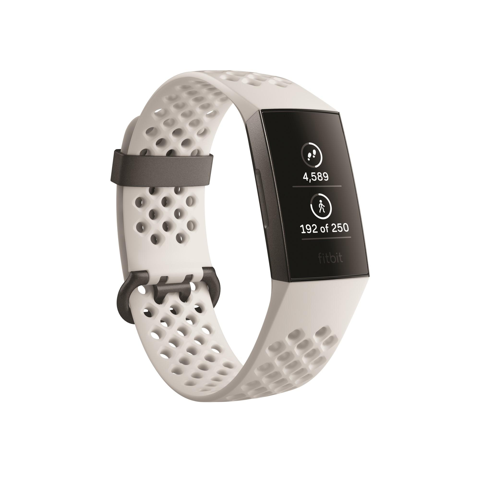 Fitbit Charge 3 (special Edition) Heart Rate + Activity Tracker (2 Sizes In Box) By Fitbit Store.
