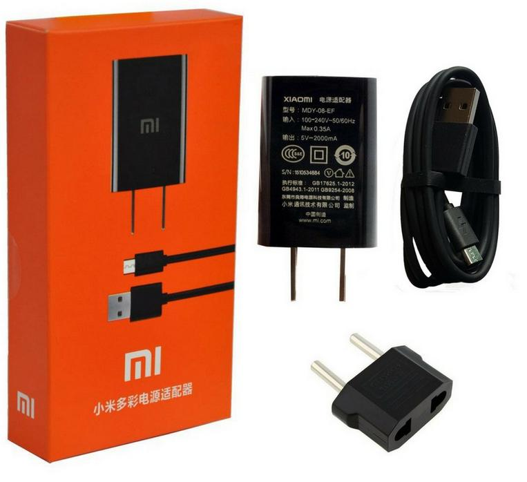 Travel Charger Xiaomi Micro USB 2A Fast Charging