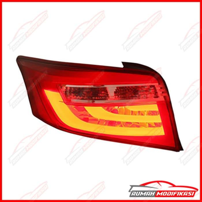 Stop Lamp - Toyota Vios 2013 - Light Bar By Zira1980.