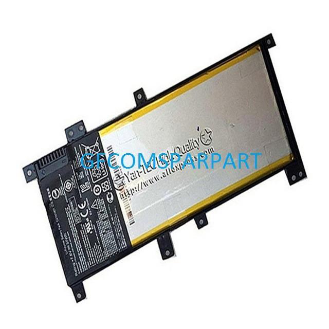 Di jual Baterai battrai batrey Laptop Asus A455L A455L X455  X455L  X455LA  X455LD Variasi Tidak Ada