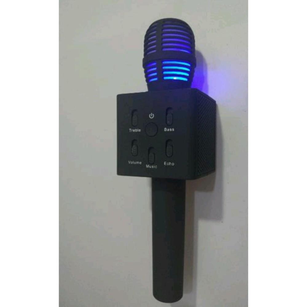 Speaker Mic Karaoke Bluetooth FLECO Q7 - Karaoke - PM2902