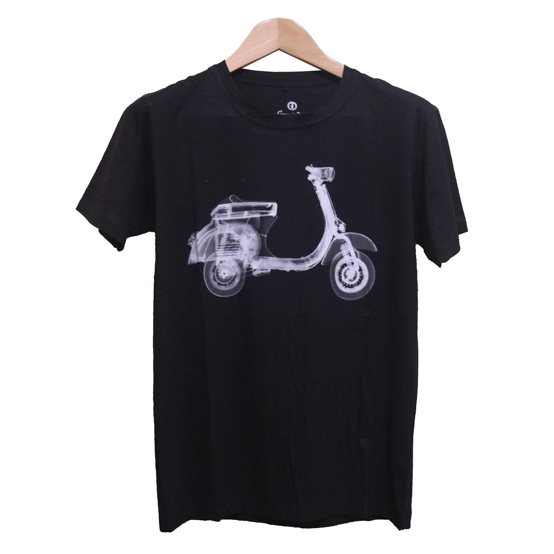 Cikitashop - Kaos T-Shirt Distro / Kaos Pria / T-Shirt Pria Anime Premium Do You Vespa