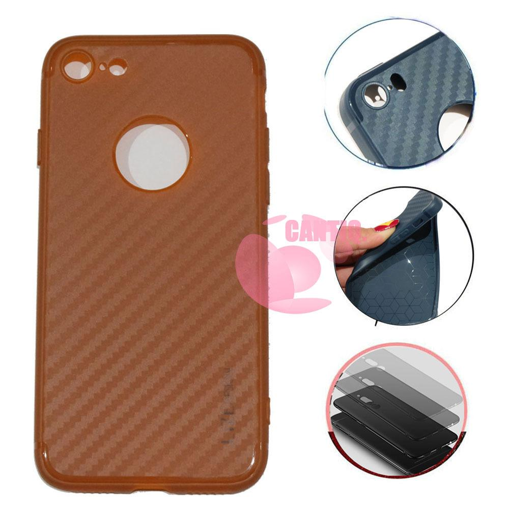 Rp 26.900. Lize Carbon Soft Case Apple Iphone 7 / iPhone 7G / Iphone 7S Ukuran 4.7 Inch Rubber Skin Soft Back Case / Softshell / Silicone ...
