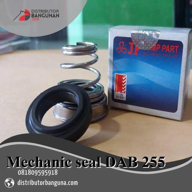 DAB 255 Mechanical Seal / Seal Mekanik Mesin Pompa Air DAB 255
