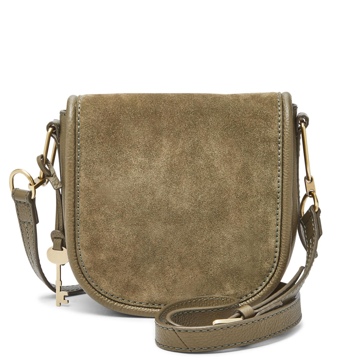 Fossil Rumi - Crossbody Leather - Tas Wanita - ZB7276-382 - SL