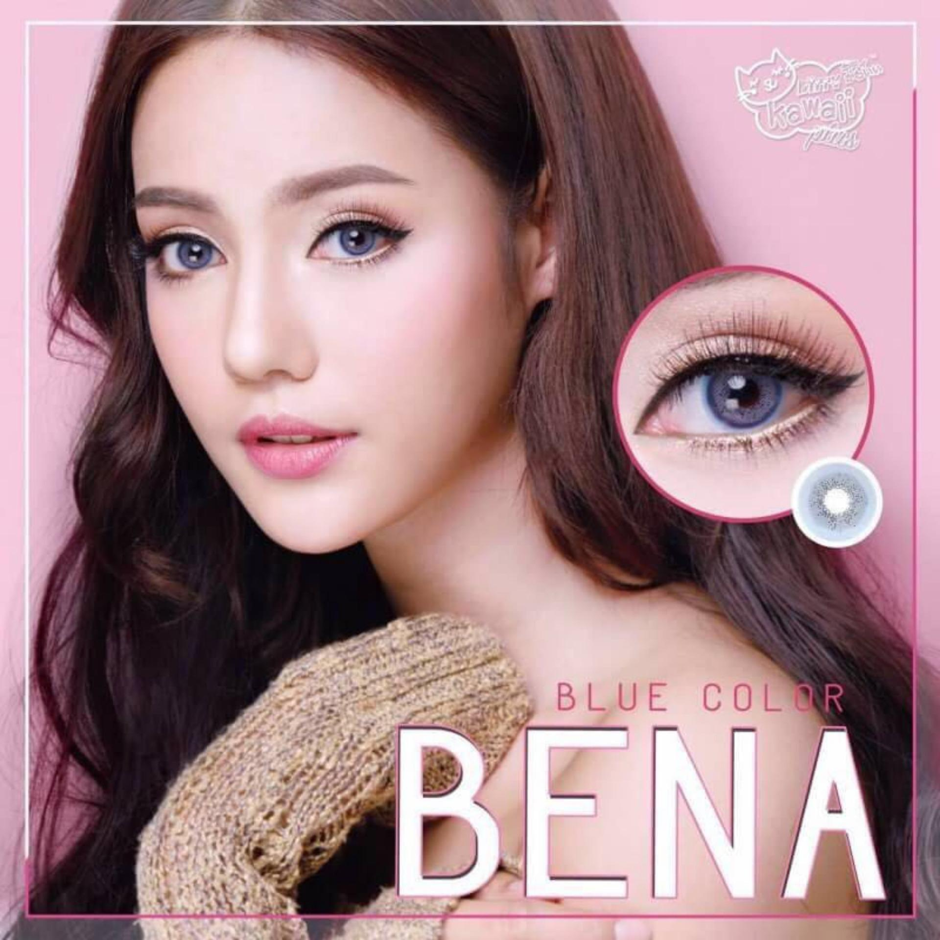 softlens bena blue by dreamcon