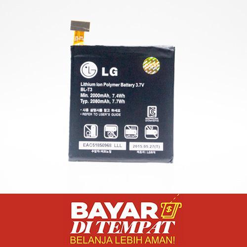 Baterai For LG BLT3 High Quality Battery Baterai BL T3 Compatible for LG Optimus VU VS950 F100