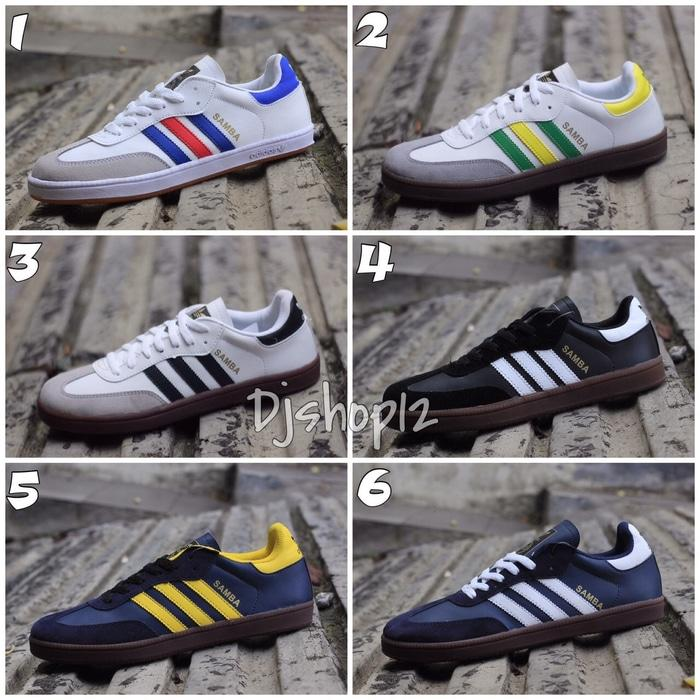 BEST SELLER!!! Adidas Samba Black Series - Eqlq5S