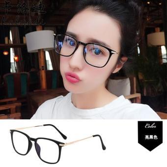 Pencarian Termurah Anti Radiasi kacamata wanita frame tengah anti blu-ray  tidak ada derajat Komputer 2ce89ec959