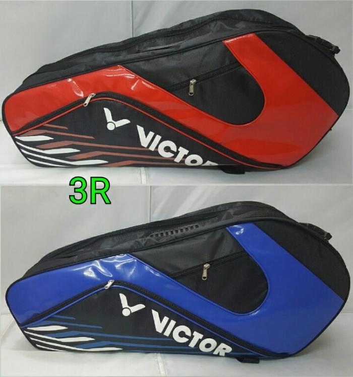 HARGA PROMO!!! Tas Raket Victor 3R 3 R - VmdjqX