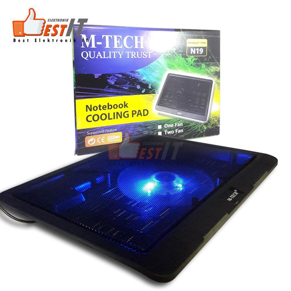 Cooling Pad Kipas Pendingin Laptop N19