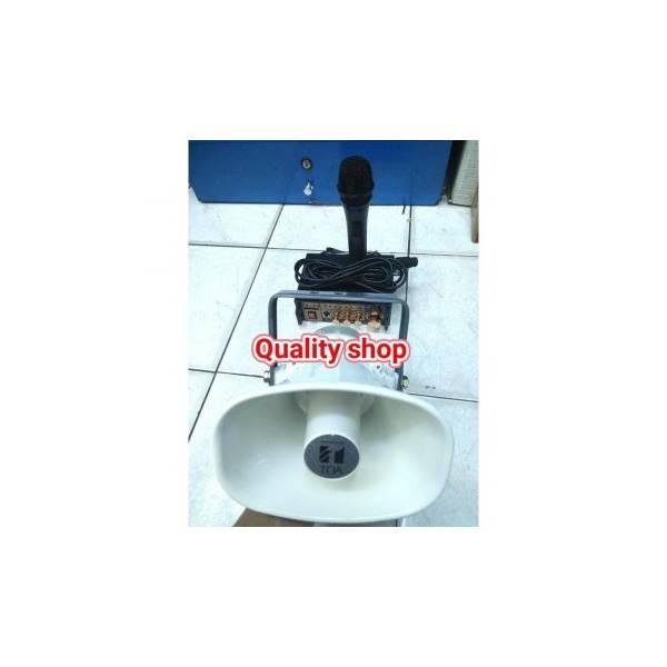 Terlaris paket murah meriah ampli targa plus speaker toa 10 watt Murah