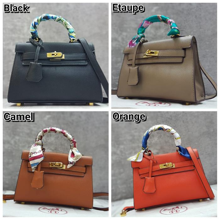 Hermes Kelly Mini Hand Bag   Tas Wanita Branded Syahrini Import Murah 26975b00ed