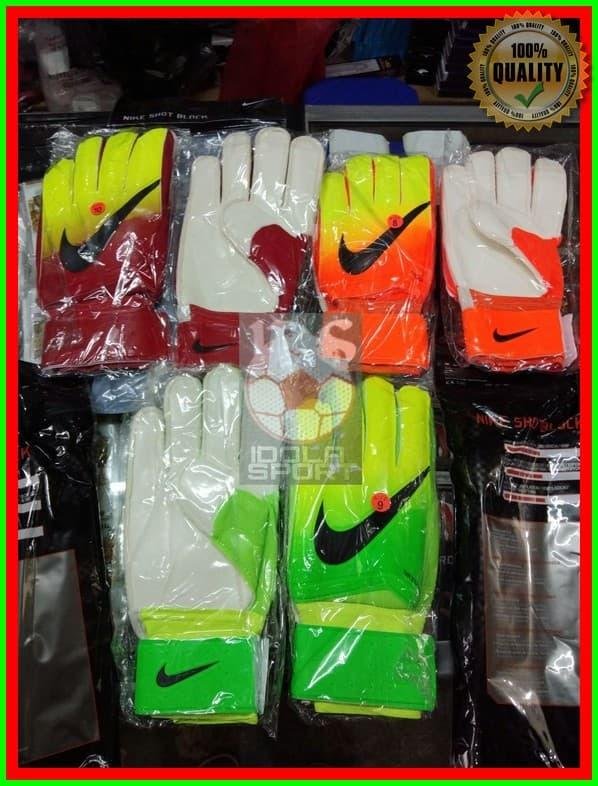 [PROMO] Sarung Tangan Kiper Bola Dan Futsal Adidas Nike Tulang