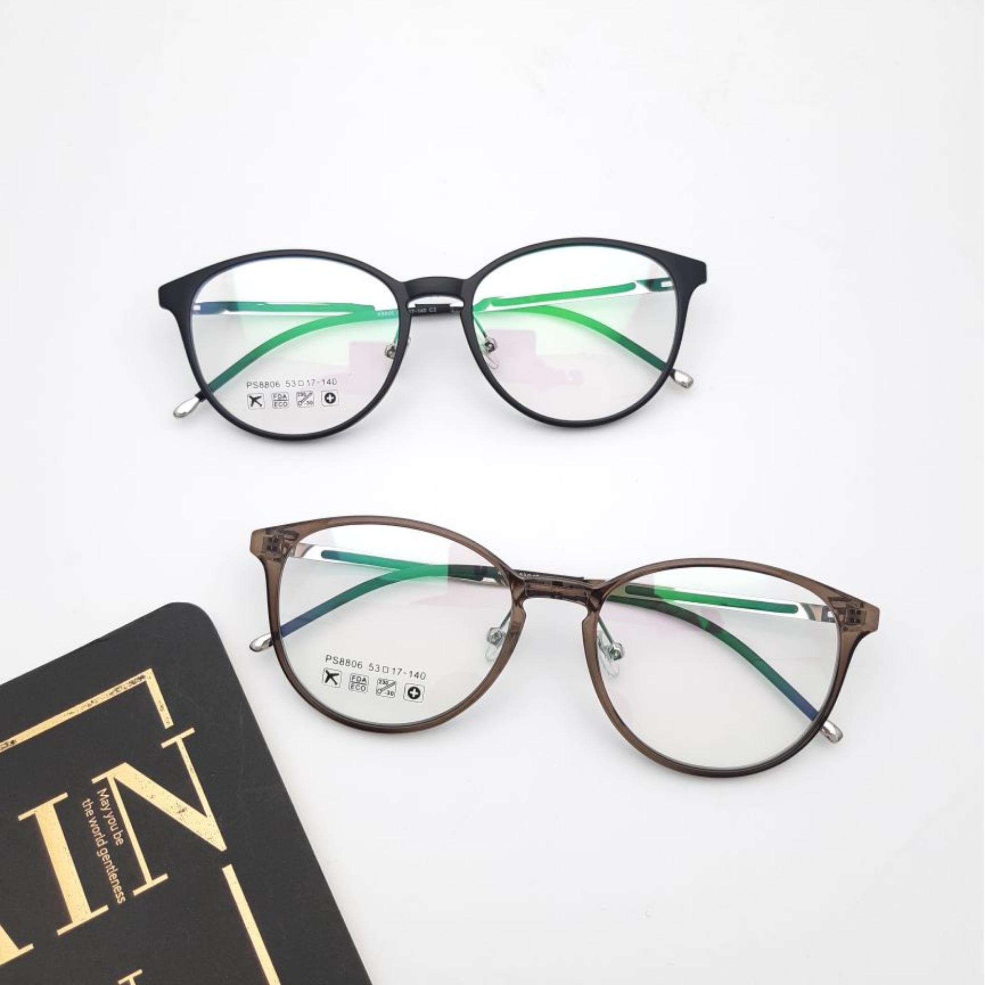 Baru Frame Kacamata Minus Vintage Kacamata Minus Frame Korea Vintage ... d0766fe72d
