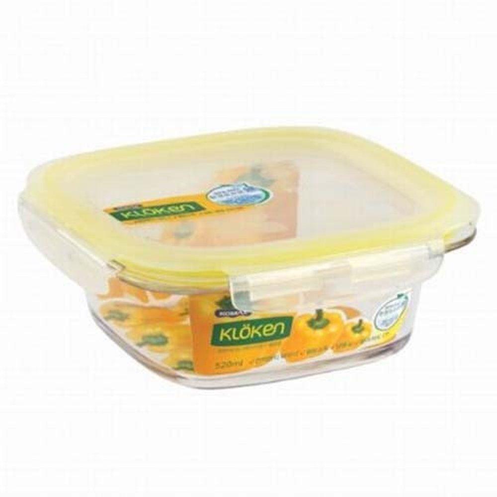 Kotak Makan / Bekal / Wadah Makanan Komx Kloken 520 ml Original 100% Murah