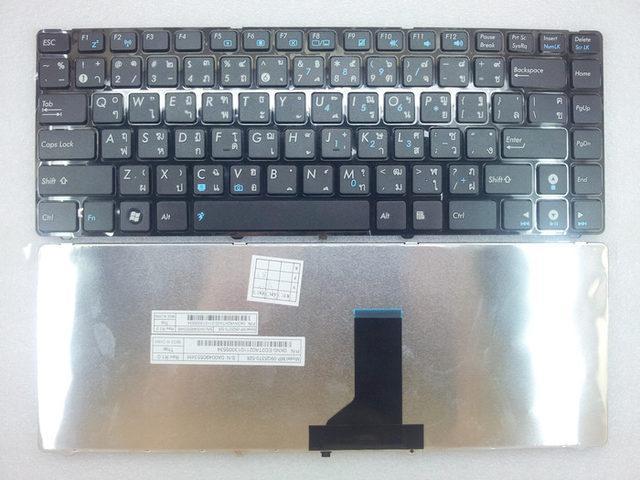 ASUS Keyboard ASUS K42J X43 X43B A43S A42 K42 A42J X42J K43S A42 A42D A42F A42J A42JC A43 K42 K42D K42J K43 N43J N43S N82 N82J UL30 UL30V UL80 X42 X42J X43 X43B X43J X43S X84 X84H X84L Series Frame
