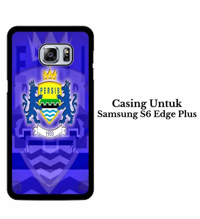 Casing SAMSUNG S6 EDGE PLUS Persib Bandung 1 Hardcase Custom Case Se7enstores