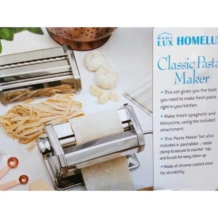 Dimana Beli OXONE OX 355AT Pasta Maker Gilingan Mie Gilingan Molen Source · Gilingan Mie Gilingan Molen Gilingan Pasta Pasta Maker HOMELUX