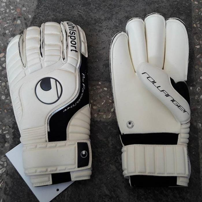 Hot Item!! Jual Sarung Tangan Kiper Uhlsport Supersoft Fangmaschine Roll Finger - ready stock
