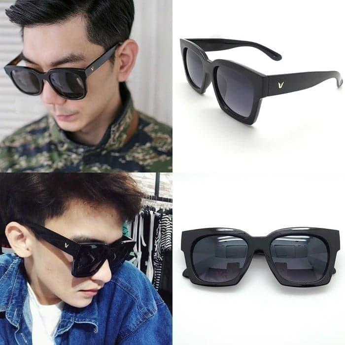 Kacamata Pria / Gentle Monster + Lensa Anti UV + Kualtas Premium + Lap