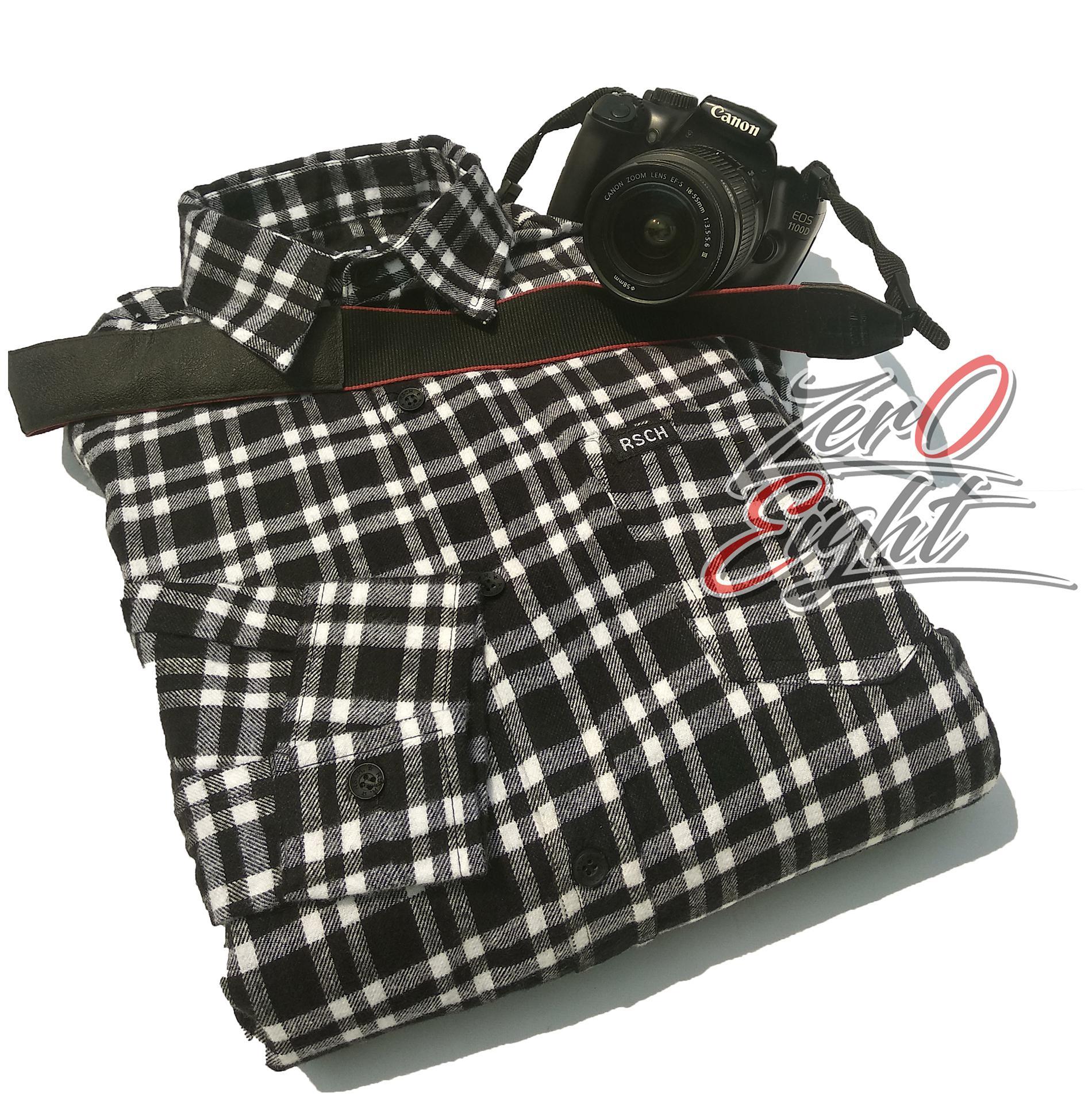 zeroeight-HT- [free acc/gelang] big size kemeja pria kotak kotak / kemeja flanel kotak kotak pria dan wanita / kemeja pria dan wanita kotak kotak flanel big size M - L - XL - XXL - XXXL kemeja flanel kotak kotak bahan cotton tidak berbulu original - B2/3
