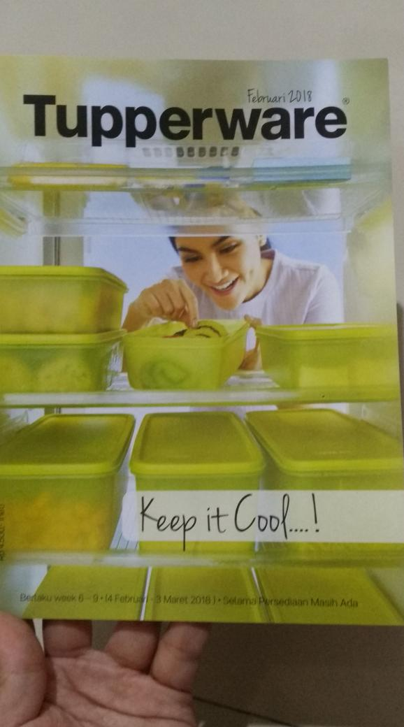Katalog Tupperware Indonesia Promo