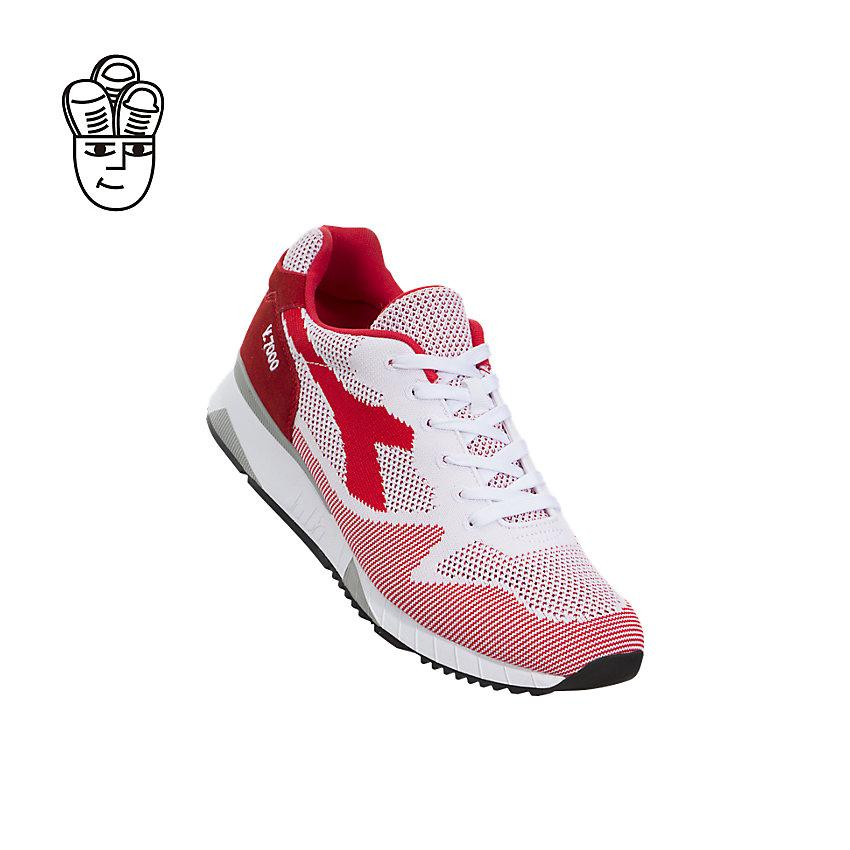 Diadora V7000 Weave Retro Running Shoes Men 170476-45030 -SH