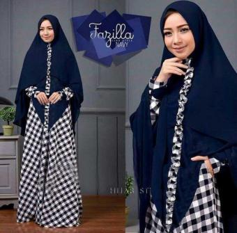 Bandingkan Toko Fazila Syari - Baju Gamis Syari Gaun Muslim Wanita Pakaian  Murah Terbaru 2018 Grosir 20a4886f44