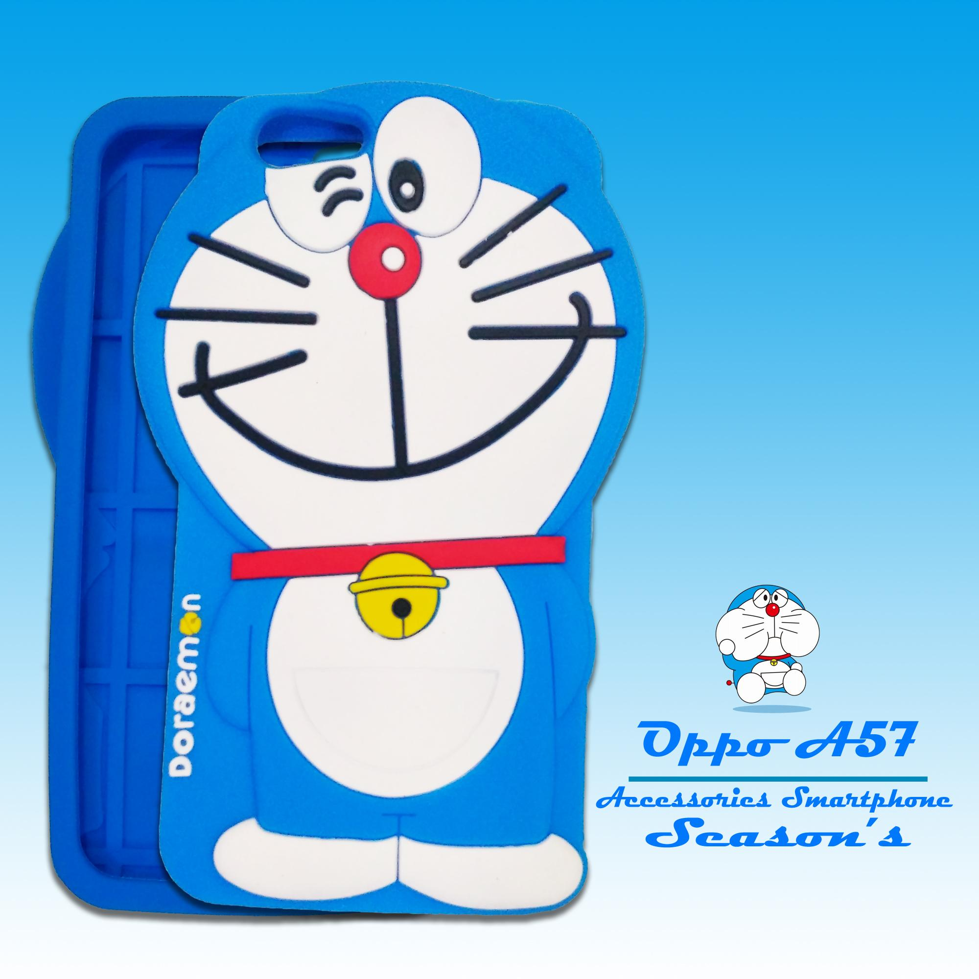 Buy Sell Cheapest 3d Marvel 39 Best Quality Product Deals Jbs Nails Kuku Palsu Wedding A39 Seasons Softcase Blinking Doraemon Oppo A57