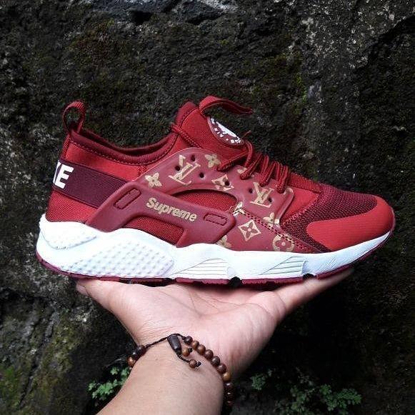 Promo Sepatu Olahraga Nike Supreme Sport Sneaker Running Pria Jogging  Casual Fashion 44dea334cb