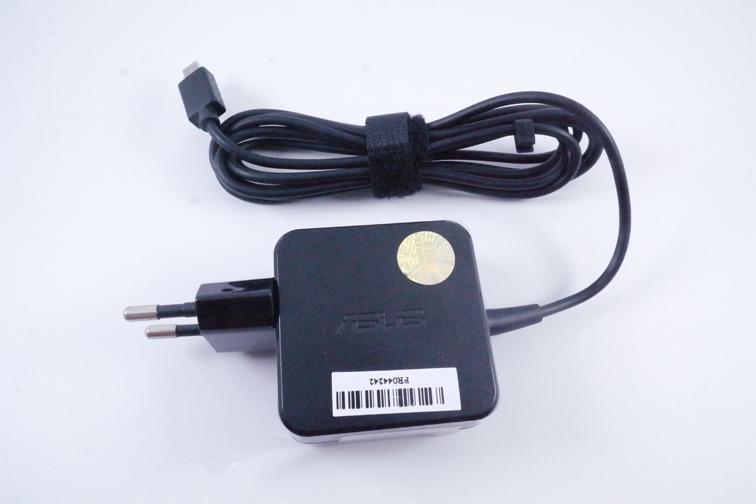 ASUS Ori Adaptor Charger Notebook Laptop 19V 1.75A USB EeeBook X205 X205t X205ta E202sa E205sa