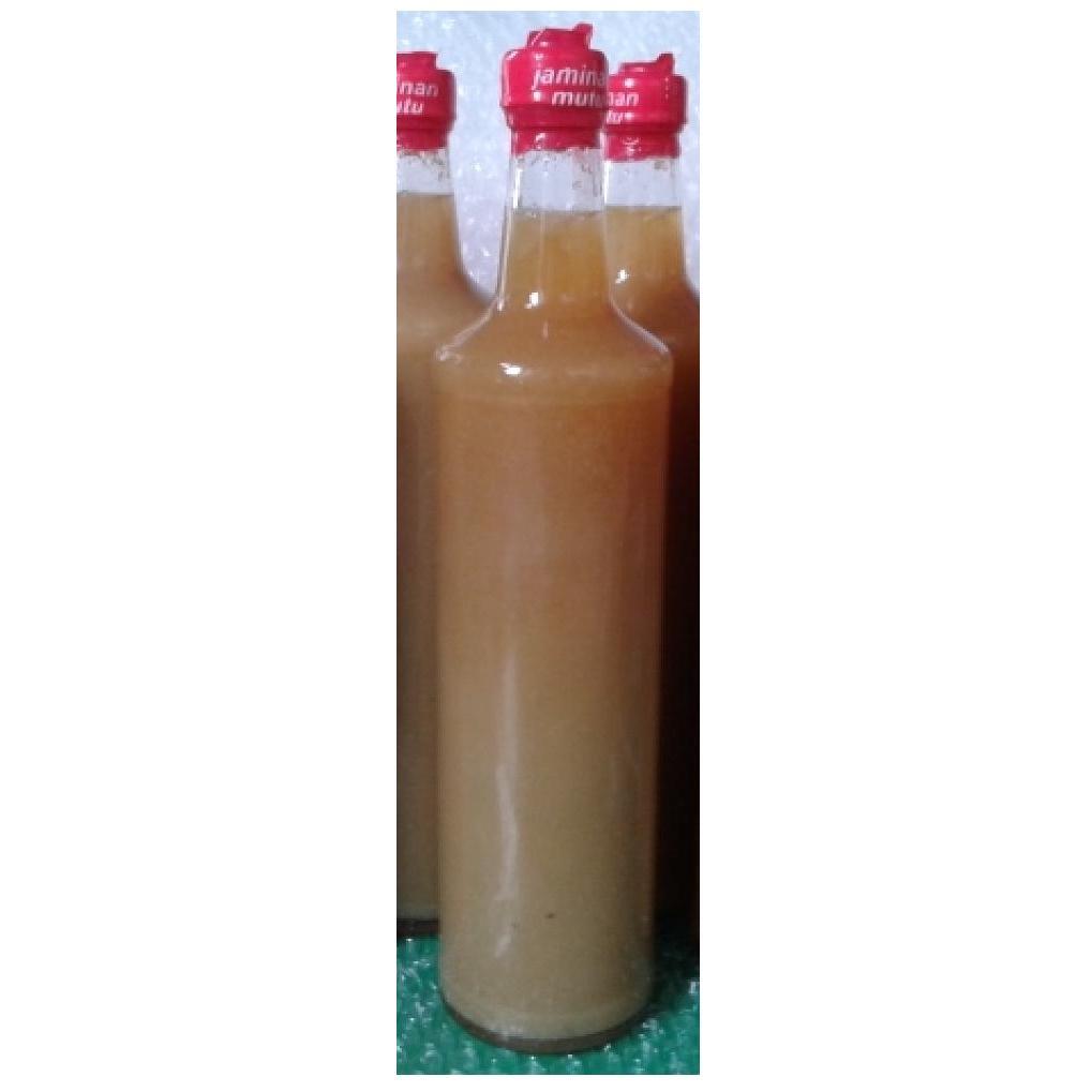 Buy Sell Cheapest Hadiah Apel Lemon Best Quality Product Deals Herbal Bawang Putih Tunggal Jahe Merah Cuka Madu 625 Ml Obat