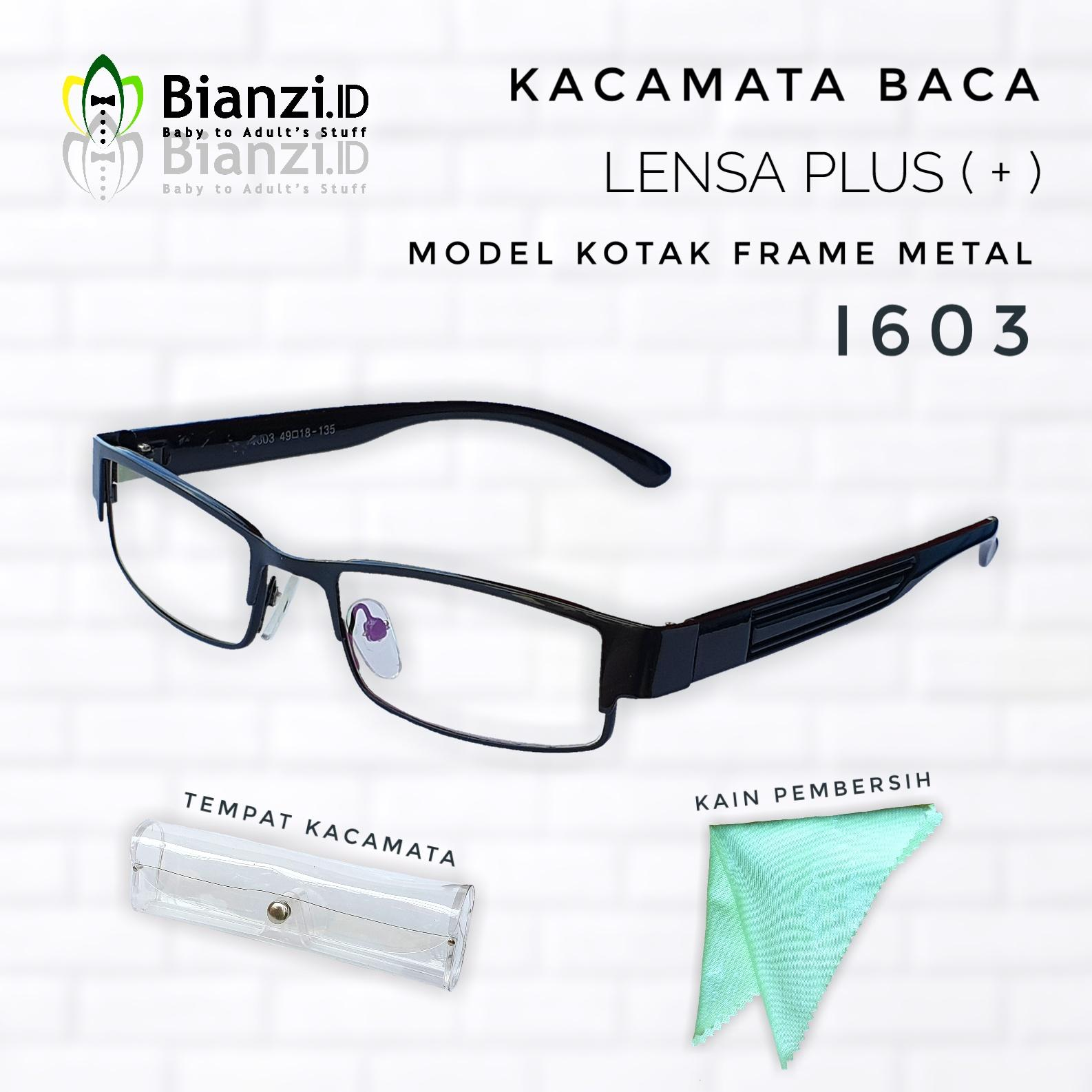 Jual kacamata baca kacamata murah garansi dan berkualitas  71bead5709