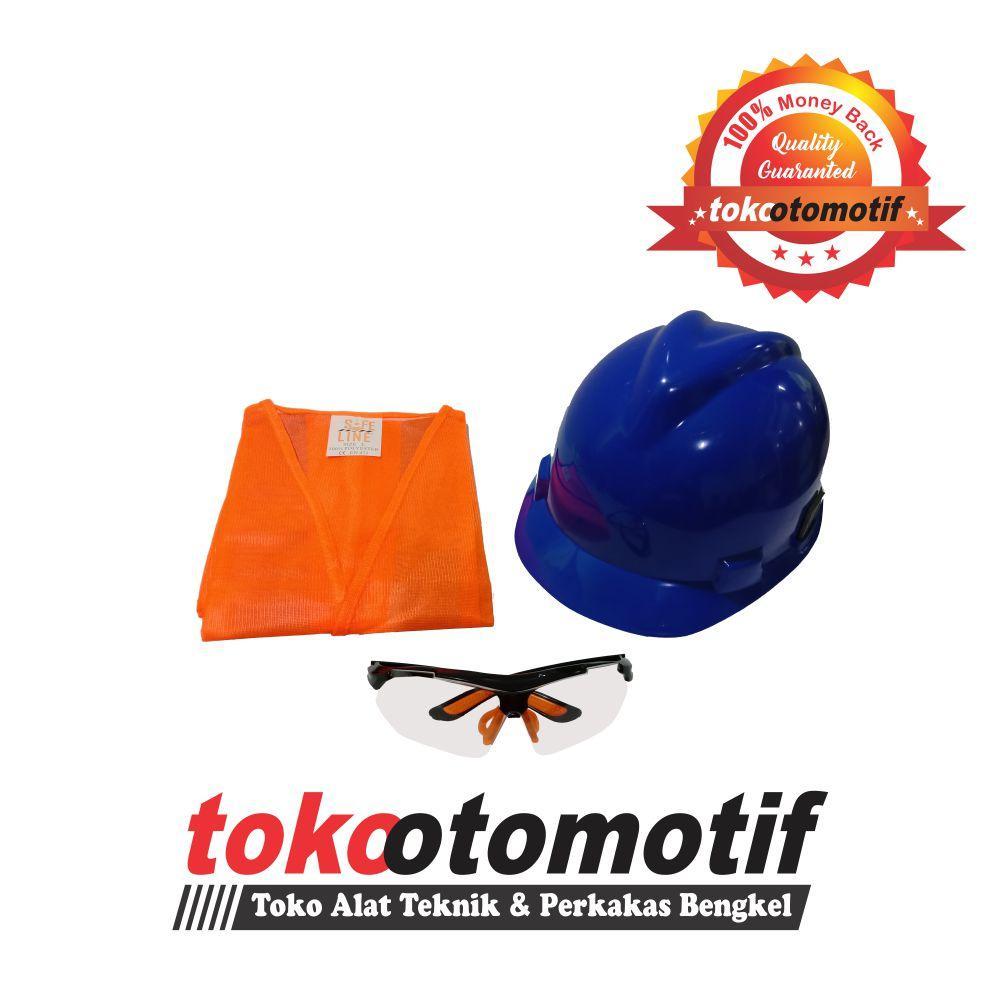 ... Pengaman Bayi Balita Anak Headguard Topi Cap ... - Yg Dpt Mengatur Cincin Kaki (Perak). Source · Paket Safety Rompi Polyster Orange, Helm Safety Putar ...