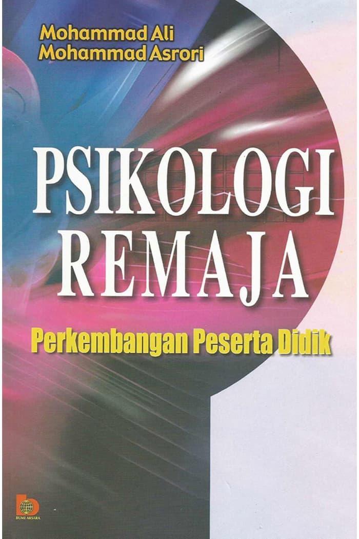 Best Seller!! Buku Psikologi Remaja: Perkembangan Peserta Didik - ready stock
