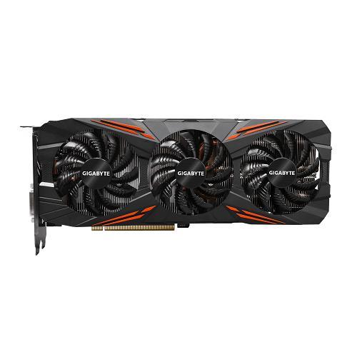 Gigabyte VGA GeForce® GTX 1080 G1 Gaming 8G [GV-N1080G1 GAMING-8GD] - Hitam