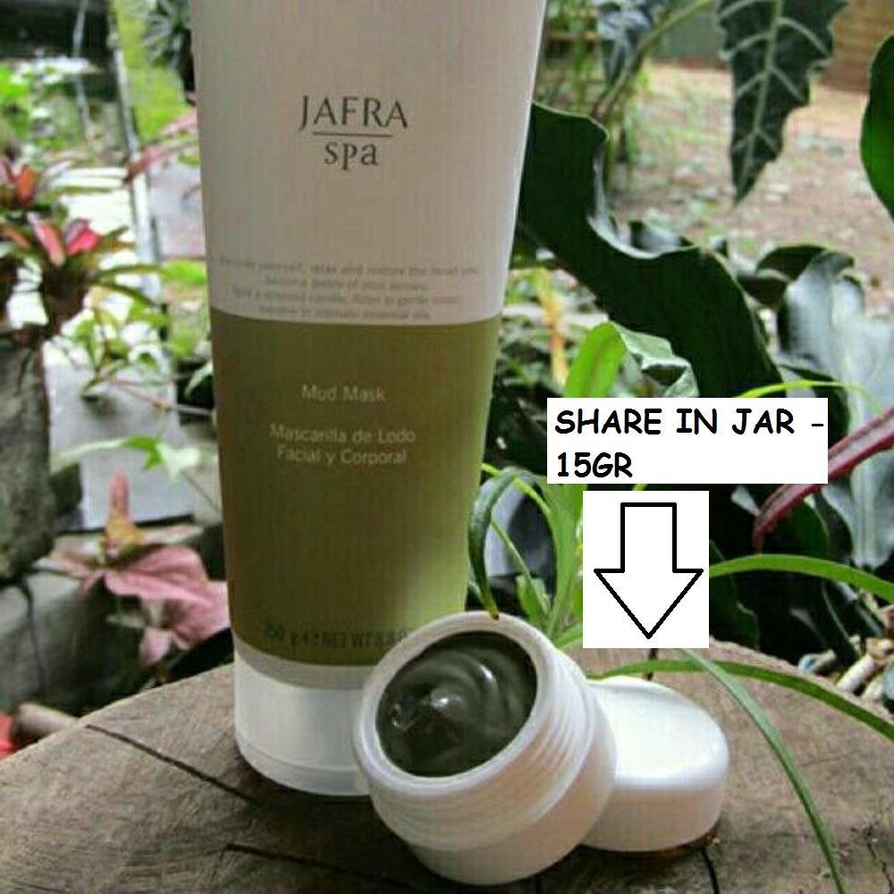 Jual Skin Care Jafra Terbaru Spa Set Mud Mask In Jar 15gr Masker Wajah Original