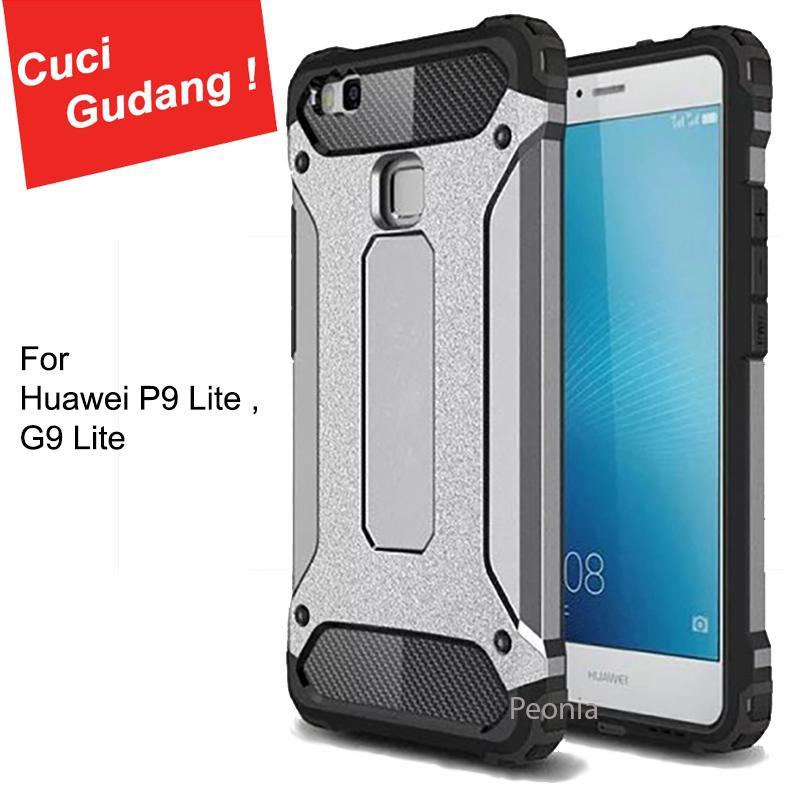 Peonia Kingkong Defender Slim Armor HardCase for Huawei P9 Lite / G9 Lite (sama ukuran)