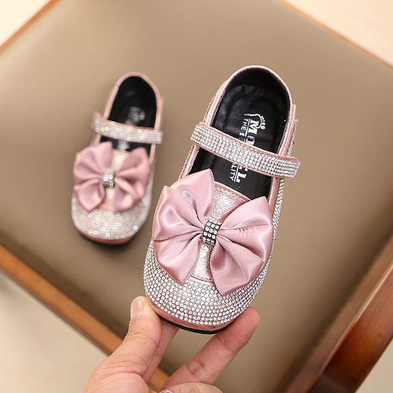 Anak-anak sepatu putri 2018 musim gugur model baru Sepatu bayi Gaya Korea sepatu anak