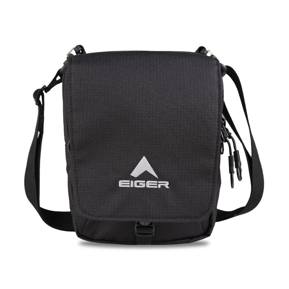Eiger Lucid Travel Pouch 2L - Black