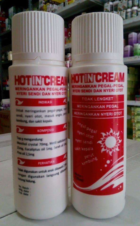 Jual Produk Hot in Cream 100% Original | Lazada.co.id