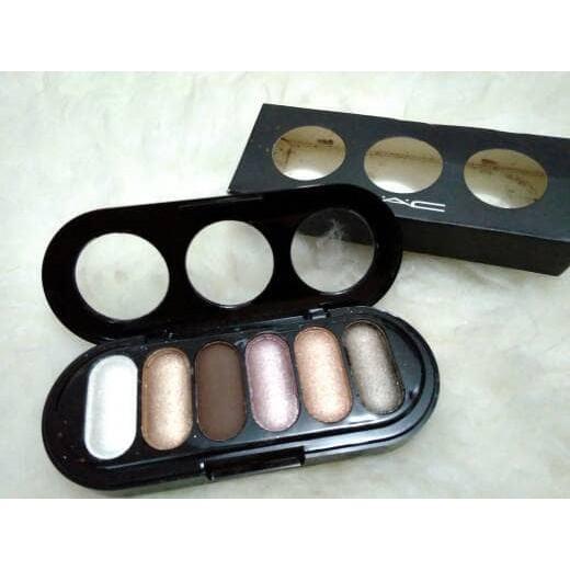 Mac Eyeshadow 6 Color (Ready 1Pcs)