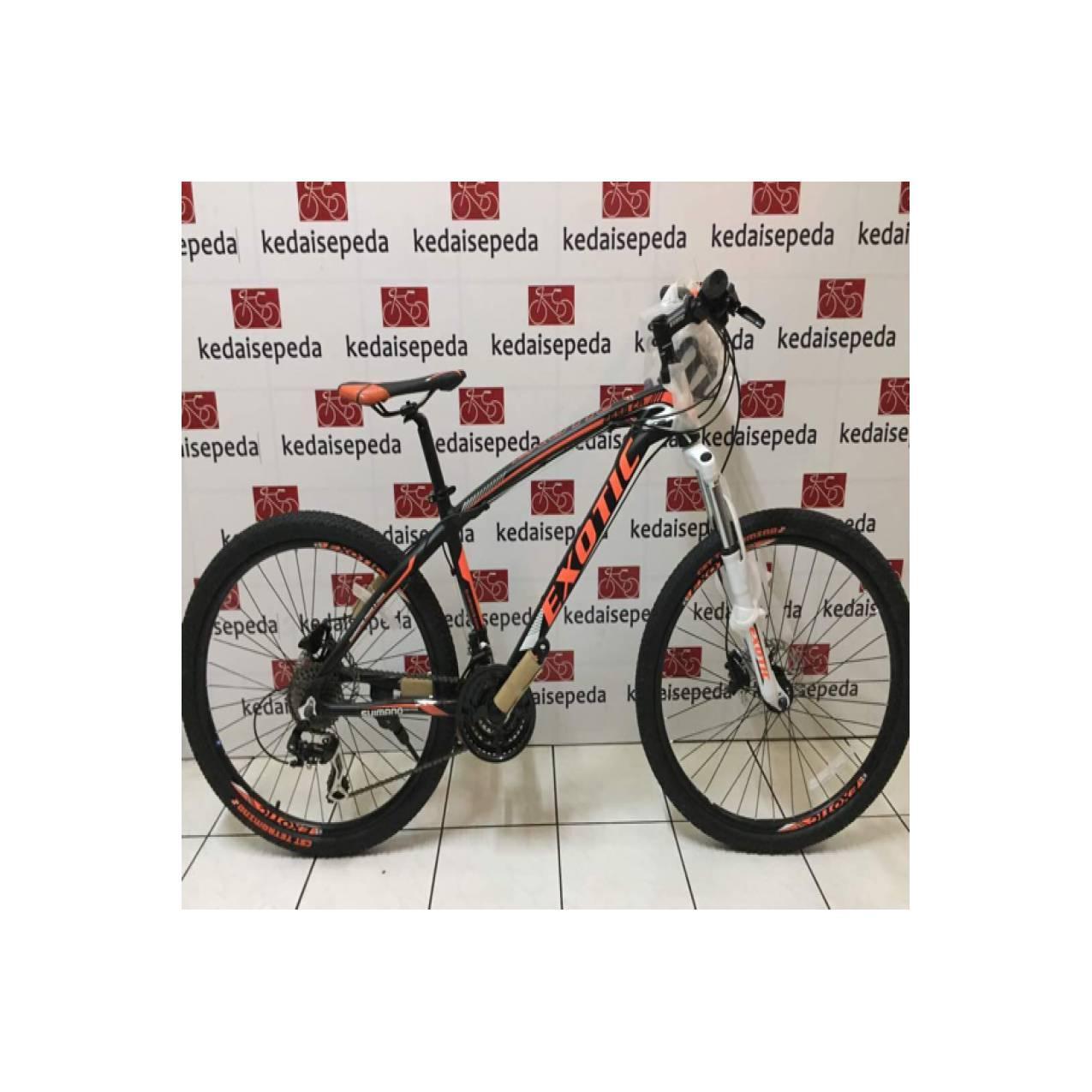 Daftar Harga Sepeda United Exotic Lengkap Dan Terbaru Cek Pompa Tangan Mini Meteran Fixie Mtb Bola 26 2658 Cr Rem Hydrolic